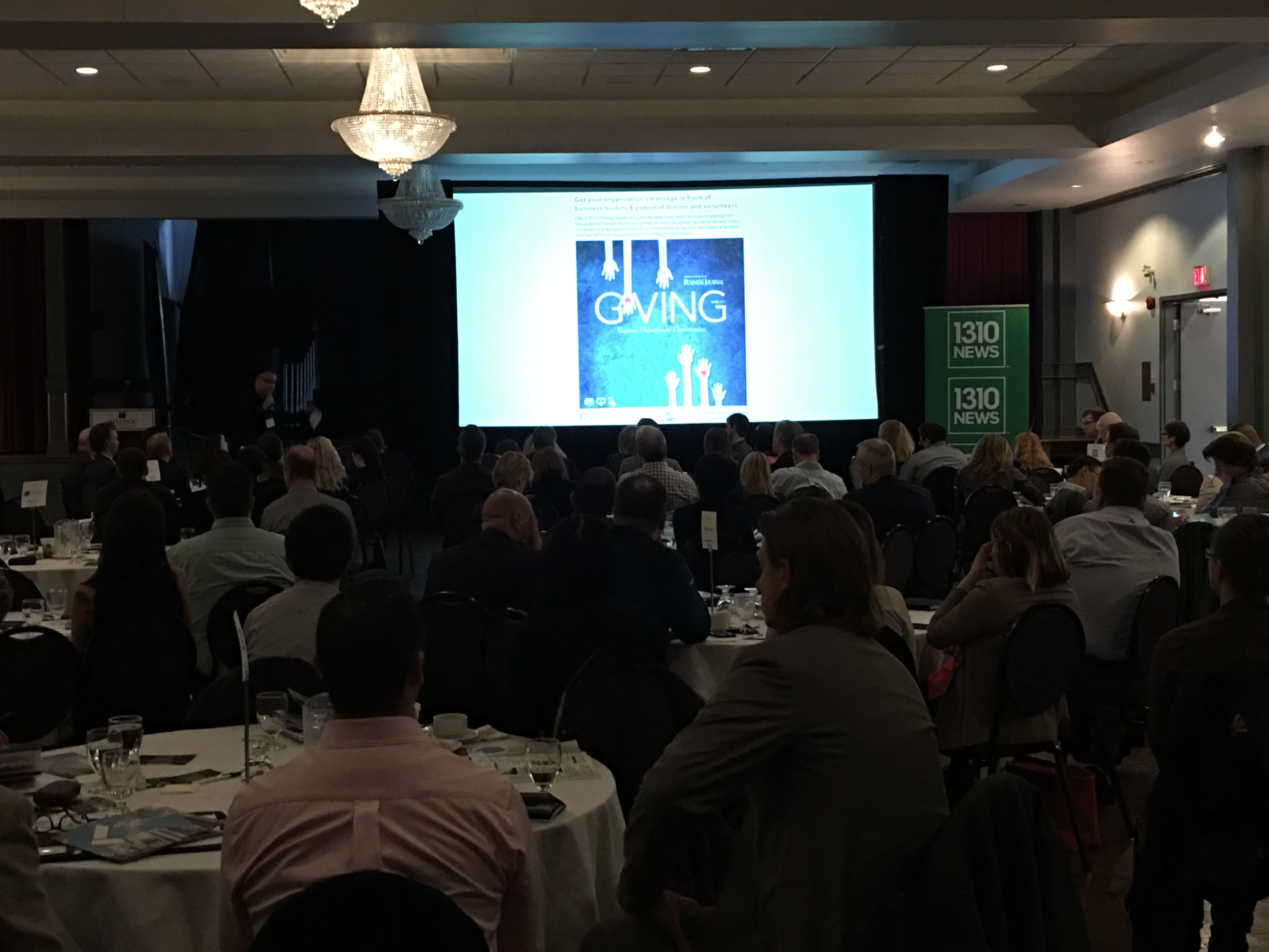 WCPD helps launch Ottawa Giving Guide