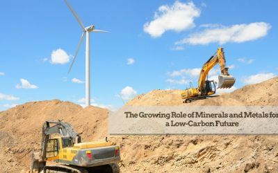 Minerals and Metals to Play Significant Role in a Low-Carbon Future